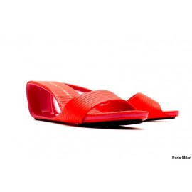 United Nude mules Coral Pink Mobius